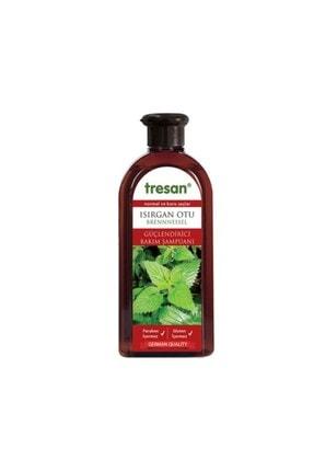 Tresan Normal Ve Kuru Saçlar Için Isırgan Otu Güçlendirici Bakım Şampuanı 300 Ml 0