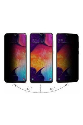 Evimpazar Samsung Galaxy A51 Gizlilik Filtreli Cam Hayalet Ekran Koruyucu Cam 2