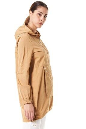 Nihan Kadın Camel Kap B5110 4