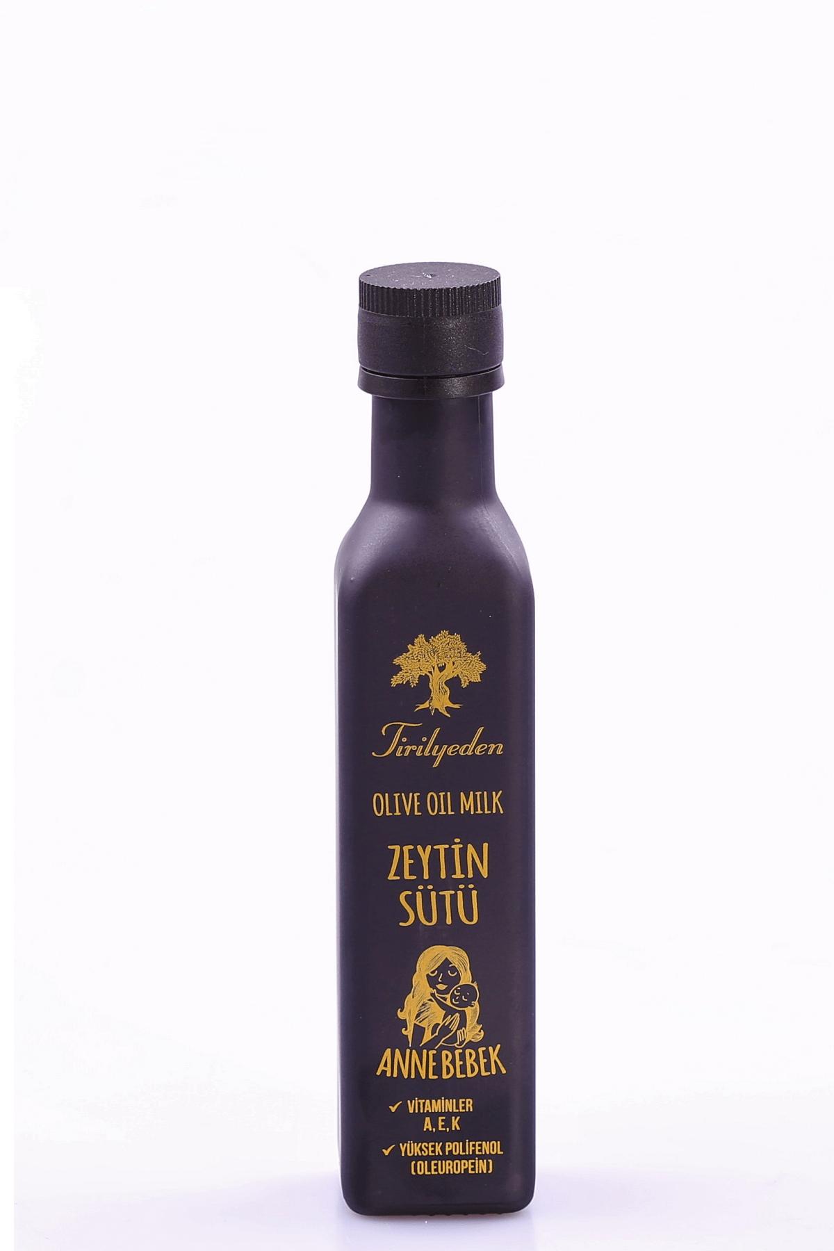 Tirilyeden Zeytin Sütü - Anne Bebek Serisi 250 ml 0