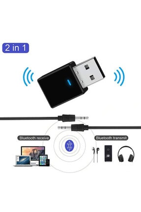 Ally Mobile Ally Sy317 Usb 3in1 Bluetooth 5.0 Fm Transmitter Receiver 2