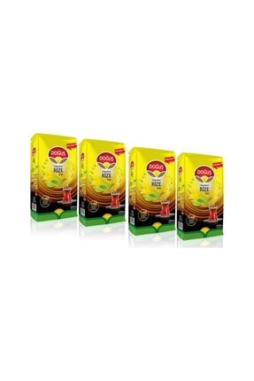 Doğuş Geleneksel Rize Çayı 4 X 1 Kg 0
