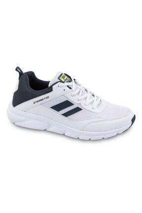Jump Erkek Beyaz Sneaker Spor Ayakkabı 24718 0
