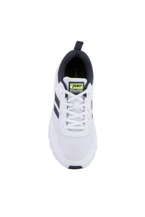 Jump Erkek Beyaz Sneaker Spor Ayakkabı 24718 2