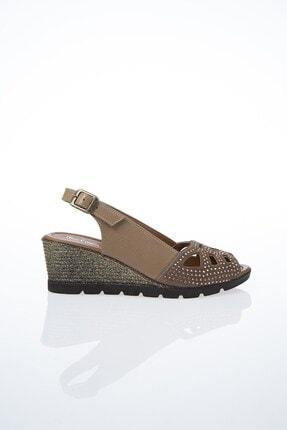 Pierre Cardin PC-6036 Vizon Kadın Sandalet 0