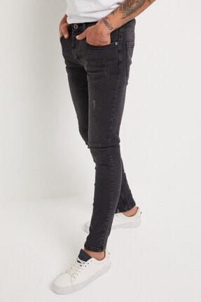 Erkek Jeans Skinny Fit Likralı 8107