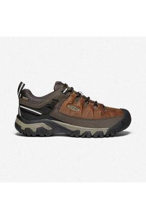 Keen Erkek Kahverengi Su Geçirmez Deri Ayakkabı Targhee Iıı Wp 0