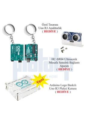 Arduino Başlangıç Seti Uno R3 ( Ch340 ) Süper Ideal Set -- 4