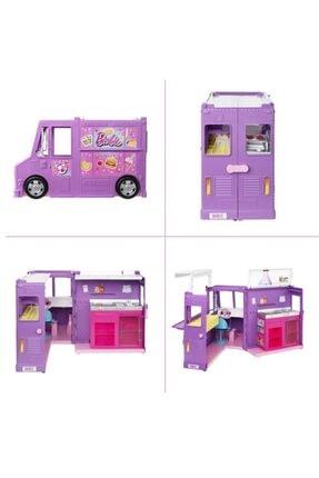 Mattel Gmw07 Barbienin Yemek Arabası Oyun Seti /barbie Ben Büyüyünce 1