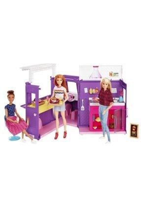 Mattel Gmw07 Barbienin Yemek Arabası Oyun Seti /barbie Ben Büyüyünce 2