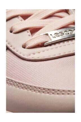 Lescon Pudra Kadın Sneaker Ayakkabı 4