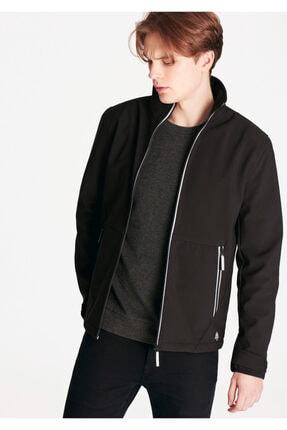 Picture of Dik Yaka Siyah Ceket