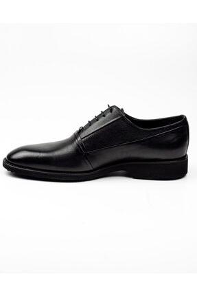 MARCOMEN Erkek Siyah Deri Klasik Ayakkabı .40 12229 2