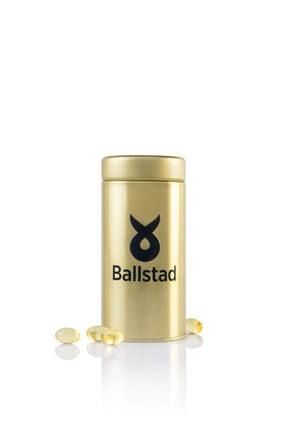 Ballstad Omega 3 - 1050 Mg Norveç Balık Yağı Kapsül 3
