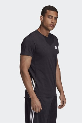 adidas M D2m Motion Te Erkek Siyah Antrenman Tişört Gd5283 3