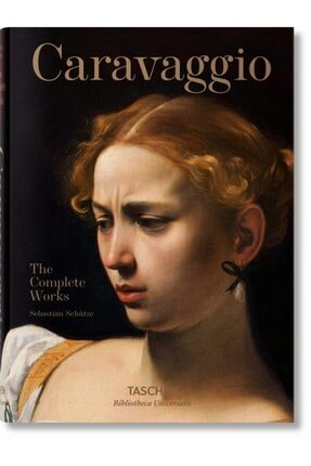 Taschen Caravaggio. The Complete Works - Kitap 0