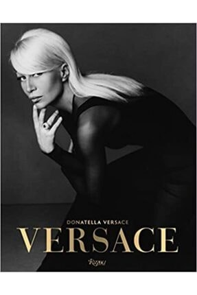 Rizzoli İnternational Publications Versace Illustrated Edition - Kitap 0
