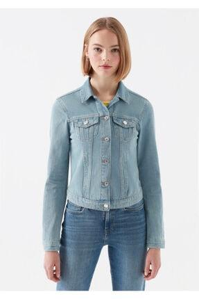 Mavi Kadın Daphne Açık  Jean Ceket 1174128085 2