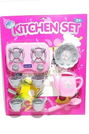 Kartoy Oyuncak Çay Seti 15 Parça 0
