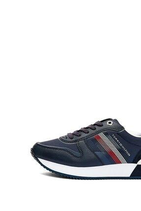 Tommy Hilfiger Kadın Lacivert Active City Sneaker Fw0fw05011 3