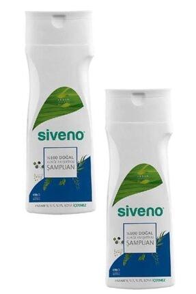 Siveno %100 Doğal 2'li Kepeğe Karşı Etkili Şampuan 300 Ml 0