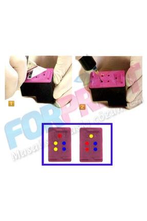 FORPRİNT Hp Deskjet 2710/hp 2720 Yazıcı Uyumlu Hp 305 Kartuş Dolum Seti 4x100ml 1