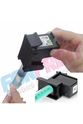 FORPRİNT Hp Deskjet 2710/hp 2720 Yazıcı Uyumlu Hp 305 Kartuş Dolum Seti 4x100ml 3