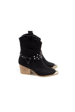 Milioon Kadın Siyah Ayakkabı 11tt 1