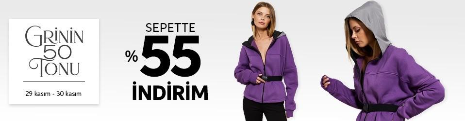 Grinin Elli Tonu - Kadın Tekstil   Online Satış, Outlet, Store, İndirim, Online Alışveriş, Online Shop, Online Satış Mağazası