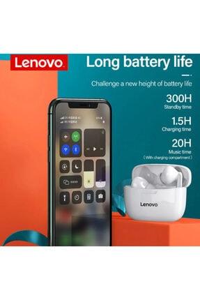 LENOVO Xt90 T Bluetooth Telefon Kulaklığı Düşük Gecikme Hifi Bas Spor Oyun Kulaklık Gürültü Önleyici 1