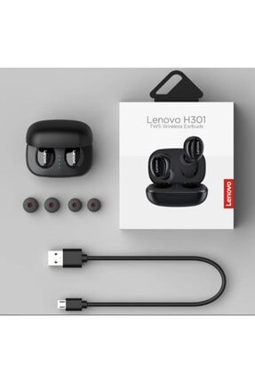 LENOVO H301 Livepods Kablosuz Bluetooth Bt 5.0 Kulaklık 1