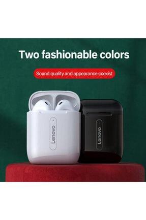 LENOVO X9 Gerçek Kablosuz Bluetothtelefon Kulaklığı Dokunmatikkontrol Dinamikhıfı Stereosporkulaklık 3