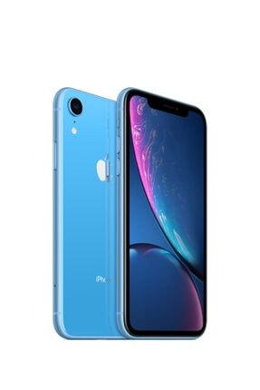 Apple iPhone XR 64GB Mavi Cep Telefonu (Apple Türkiye Garantili) Aksesuarsız Kutu 0