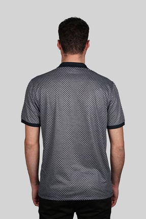 İgs Erkek Lacivert Regular Fit Polo Yaka T-shirt 1
