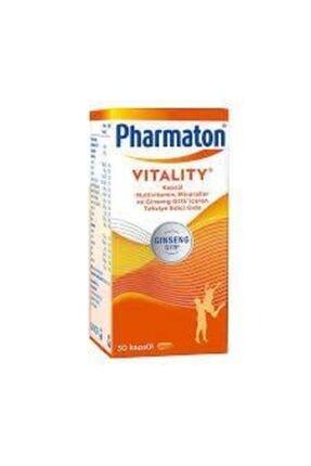 Pharmaton Vitality 30 Kapsül 0