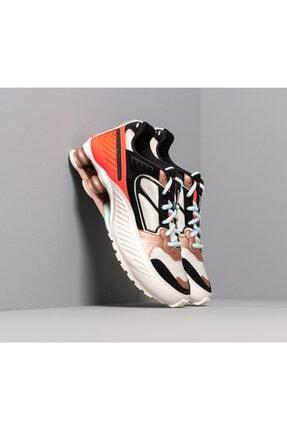 Nike Kadın Kırmızı Siyah Shox Enigma 9000 Spor Ayakkabısı Ct3451-100 4