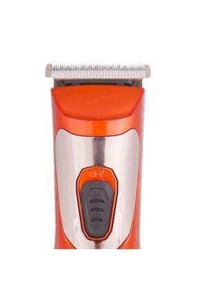 yopigo 6068 Profesyonel Şarjlı Saç Sakal Kesme Tıraş Makinesi 1