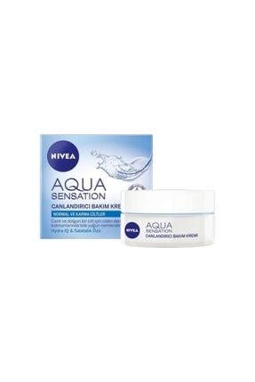 Nivea Aqua Sensation Canlandırıcı Yüz Bakım Kremi 50 Ml 1