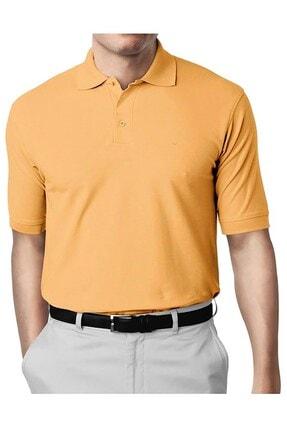 İgs Erkek Bal Modern Fit Polo Yaka T-shirt 0