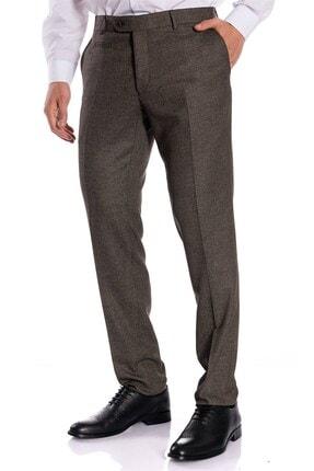 İgs Erkek Kahve Slim Fit Pantolon 0