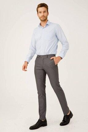 İgs Erkek Duman Gri Rahat Kalıp Pantolon 0