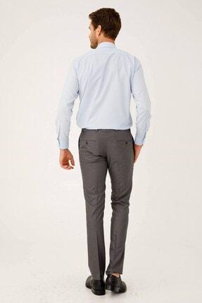 İgs Erkek Duman Gri Rahat Kalıp Pantolon 1