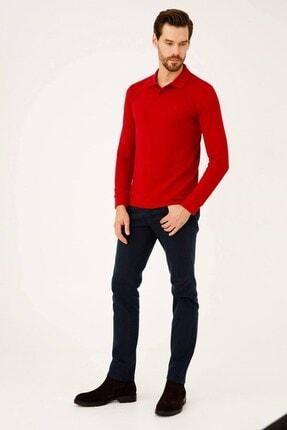 İgs Erkek Lacivert Dar Kalıp Pantolon 3