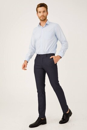 İgs Erkek Koyu Lacivert Pantolon 0