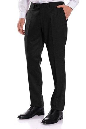 İgs Erkek Siyah Regular Fit Pantolon 1