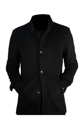 İgs Erkek Lacivert Slim Fit Palto 0