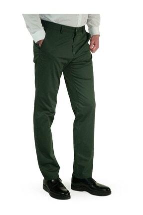 İgs Erkek Yeşil Regular Fit Pantolon 0