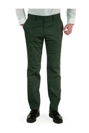 İgs Erkek Yeşil Regular Fit Pantolon 1