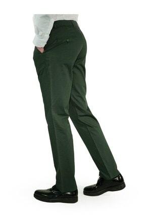 İgs Erkek Yeşil Regular Fit Pantolon 2