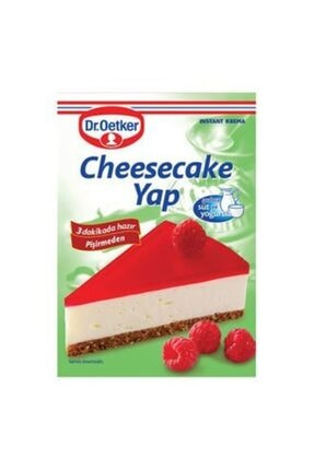 Dr. Oetker Cheesecake Hazır Tatlı 260 gr 0